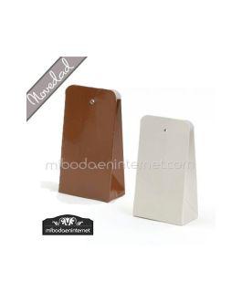 Pack 25 Cajas Baja Cartón Charol tonos neutros 11x6x3,5