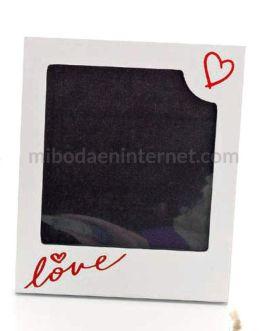 Portafotos Love Polaroid