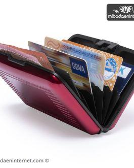 Tarjetero Protección RFID