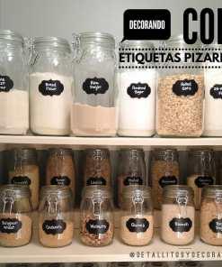 Etiquetas Pizarra 2