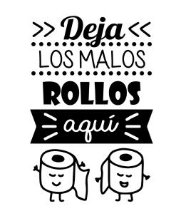 Deja Los Malos Rollos v1