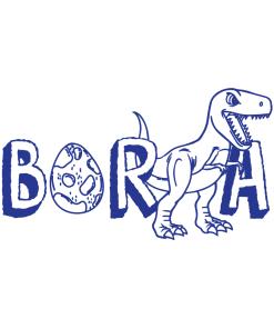 Dinosaurio T REX Personalizado