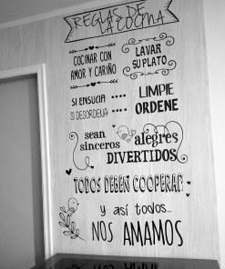 Reglas de la Cocina (Pajaritos) v2