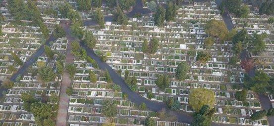 Πωλείται τόπος ταφής για 2 εκατομμύρια λίρες