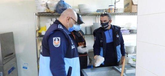 Οι επιθεωρήσεις συνεχίζονται στο İskele