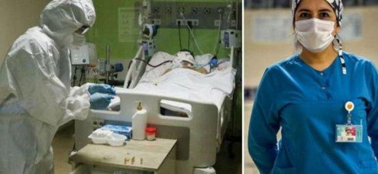 Φώναξα με ασθενείς που είπαν «Δεν μπορώ να αναπνεύσω, εκτός»