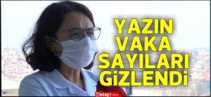 Μέλος Επιστημονικής Επιτροπής TC Καθ.  Δρ.  Yavuz: Οι αριθμοί περίπτωσης ήταν κρυμμένοι το καλοκαίρι