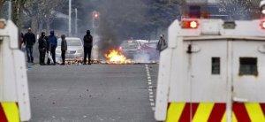 Βία κατά της Βόρειας Ιρλανδίας