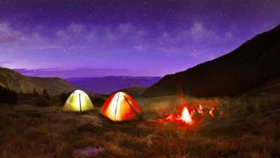 The best tech gear to bring along on your next camping trip
