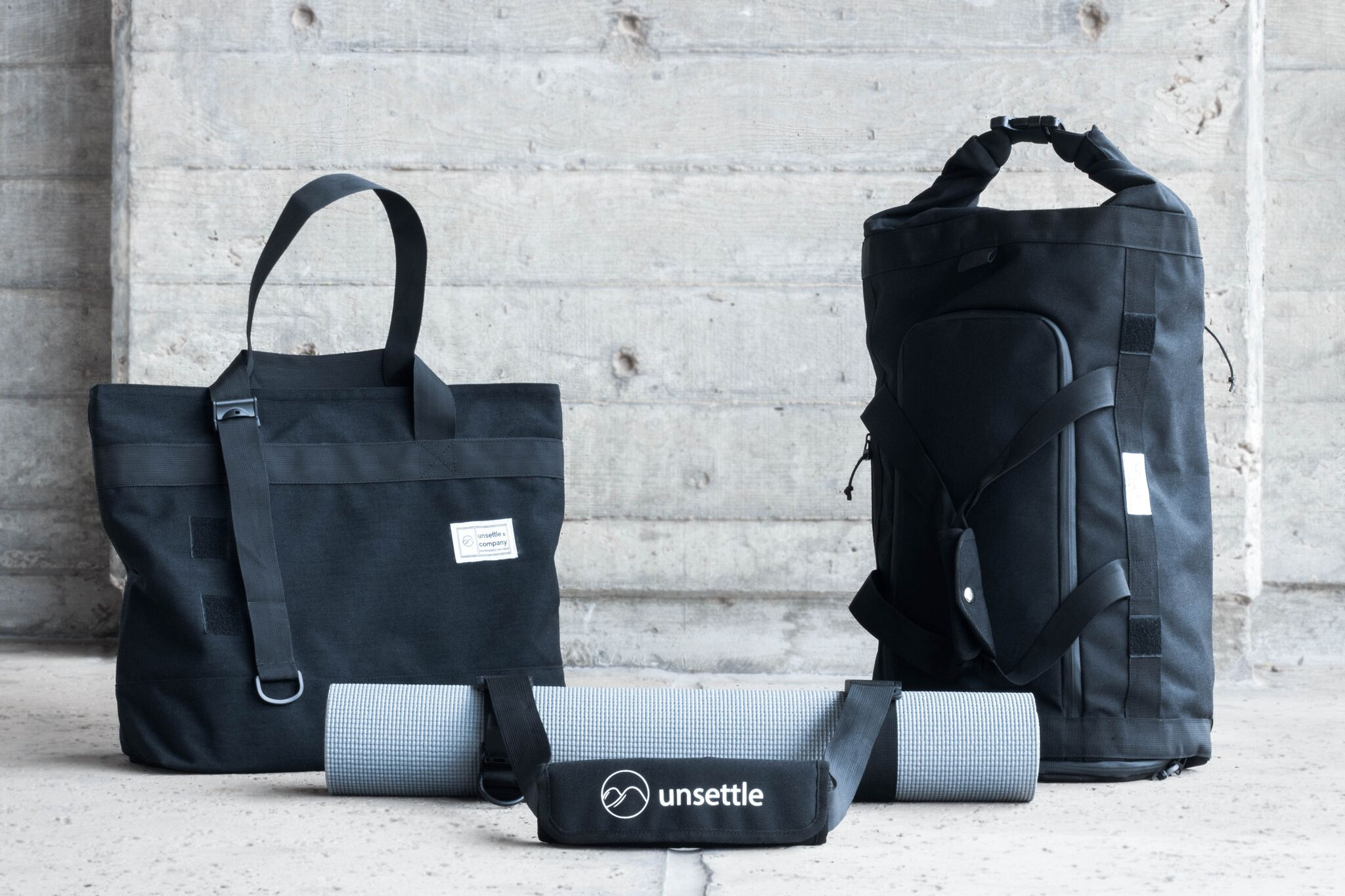 kickstarter of the week commuter ii series duffle bag and