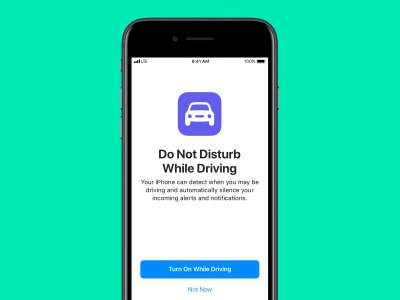Drive Distraction-Free with Do Not Disturb While Driving on iOS 11 (tutorial)