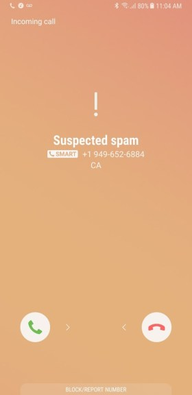 How to activate Samsung's Caller ID and Spam Protection on