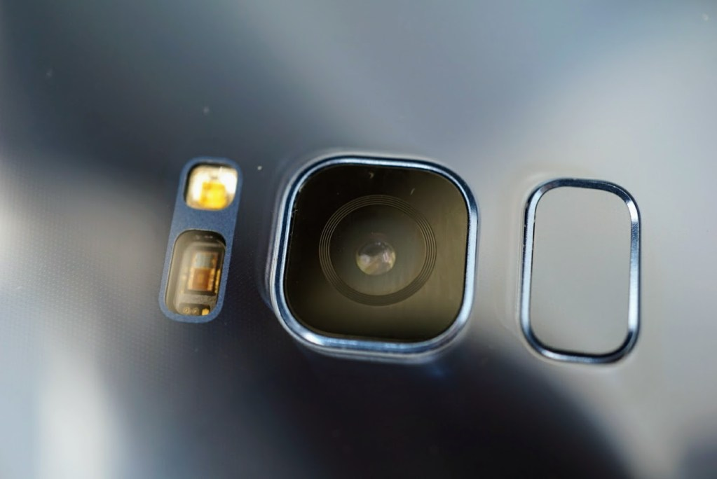 What are Samsung's Camera stickers and how to use them to
