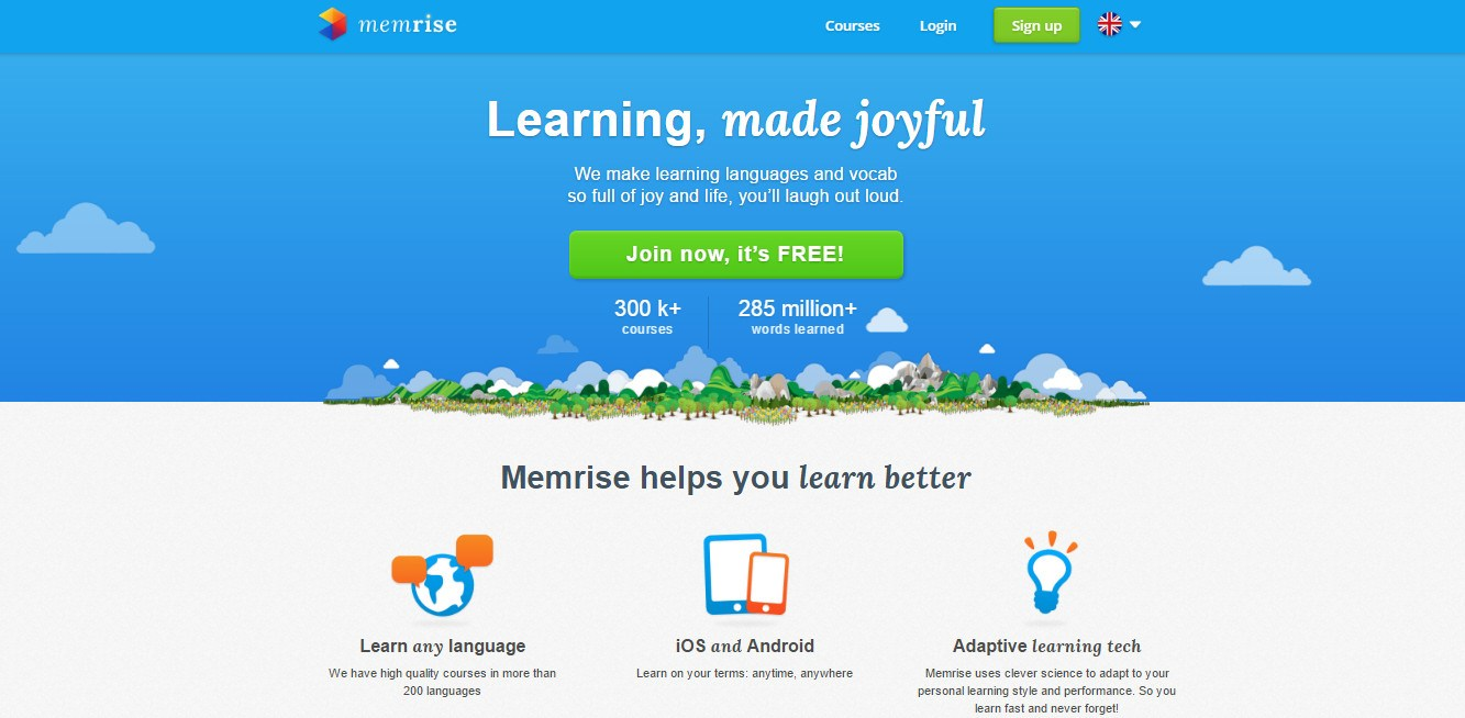 Memrise: If I can learn Korean, anyone can learn a second