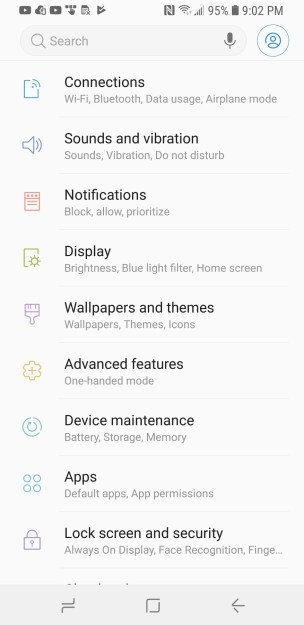How to set your Samsung Galaxy S9 or S9 plus to its maximum