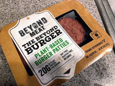 High-tech food: Do something good for Earth Day and swap your beef for Beyond Meat's incredible plant based burger