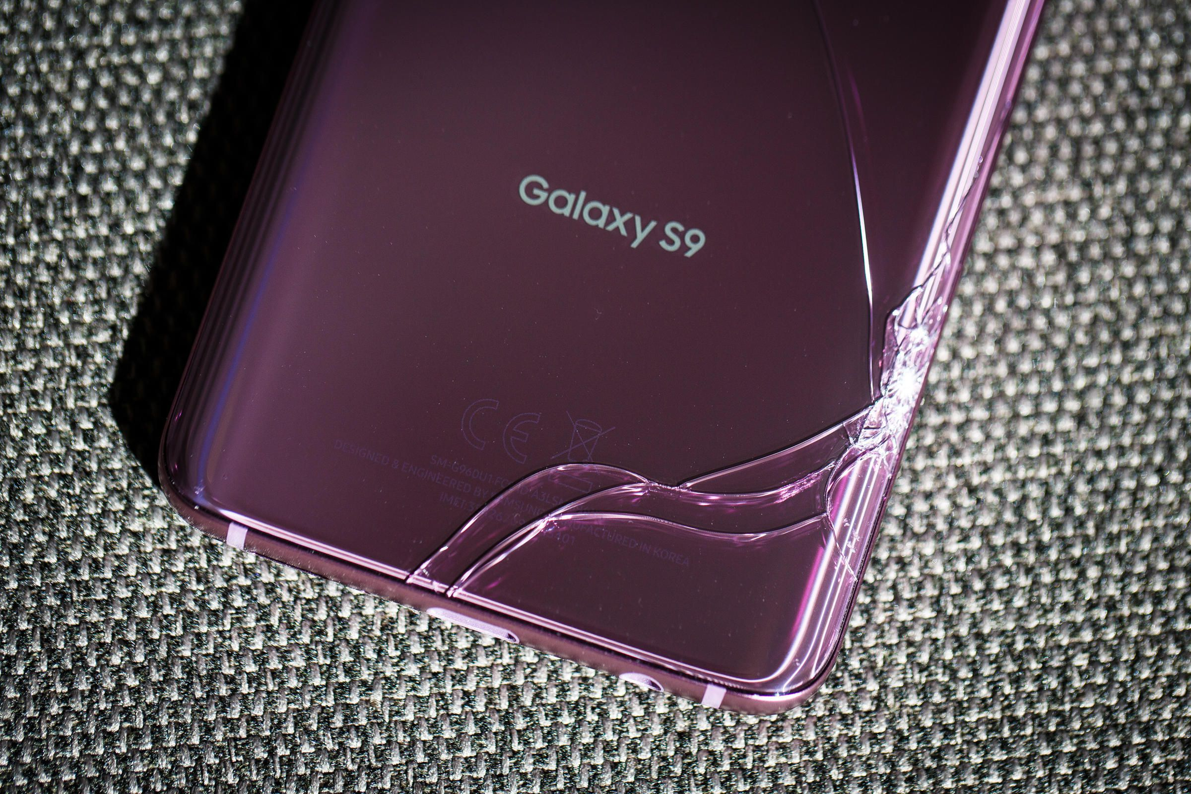 Here S How Much It Costs To Fix Broken Glass On The Samsung Galaxy S9 And S9 Plus Deteched