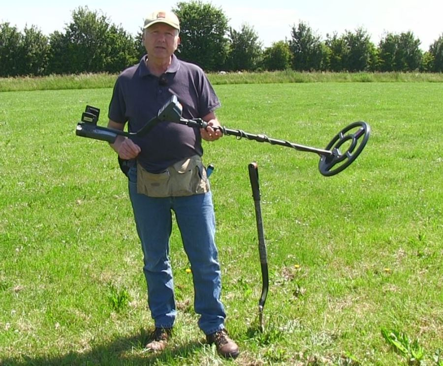 whites mx5 metal detector information