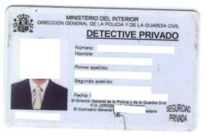Detective Privado TIP