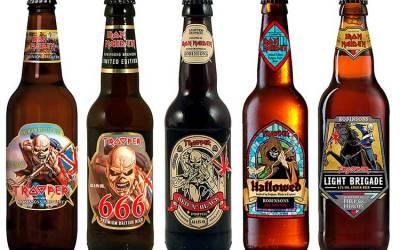 Las mejores cervezas creadas por grupos de rock y heavy metal