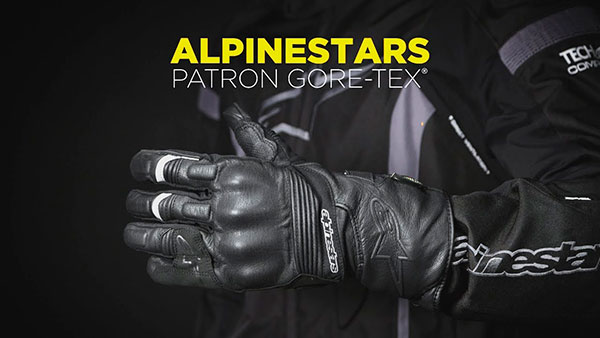 Guantes Alpinestars Patron Gore-Tex® Gore Grip