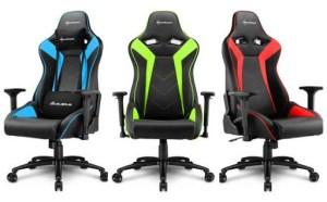 Las mejores sillas gaming y de sillas oficina 2020