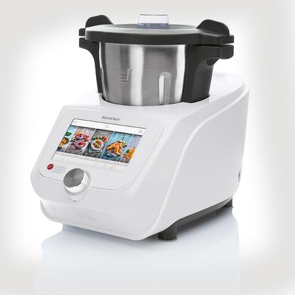 ¿Es el robot de cocina Mambo 9090 mejor que Monsieur Cuisine? 34