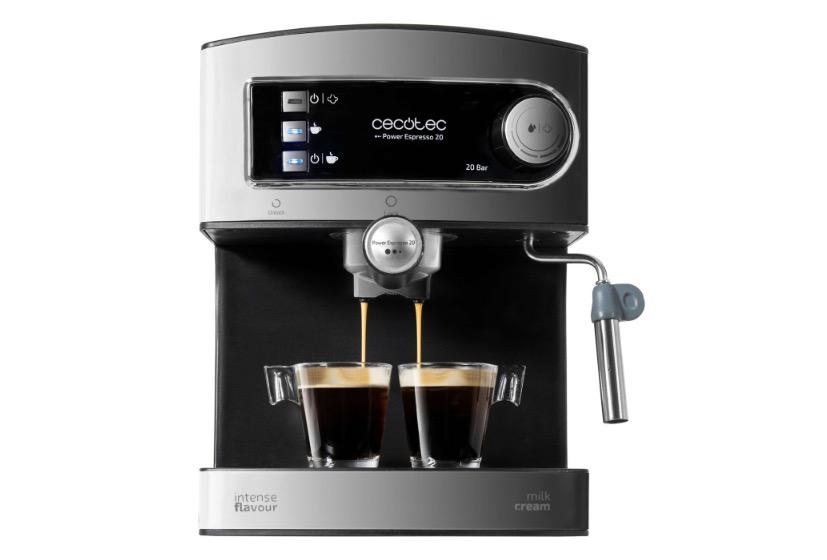 Opinión de la cafetera Cecotec más vendida. Cecotec Power Espresso 20 1