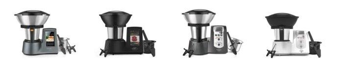 Opiniones de la gama MyCook. El robot de cocina de los que quieren algo más. 1