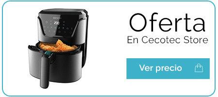 REVIEW Y OPINIÓN: Cecofry Advance InoxDark de Cecotec 2