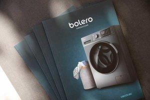Bolero DressCode. Las nuevas lavadoras de Cecotec