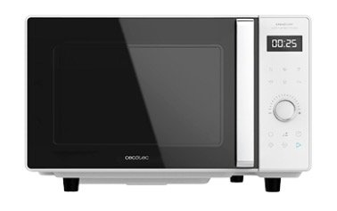 GrandHeat 2500 Flatbed Touch White