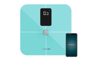 Review de las básculas de bioimpedancia Surface Precision 10400 de Cecotec