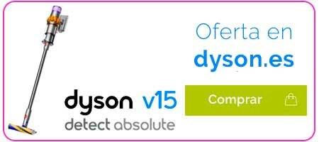 Comparativa Conga Rockstar 1500 vs Dyson V15 1
