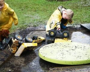 igranje blatom