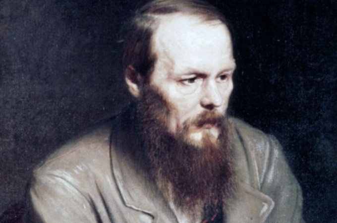 """Decu volite naročito"" – Fjodor Mihajlovič Dostojevski"
