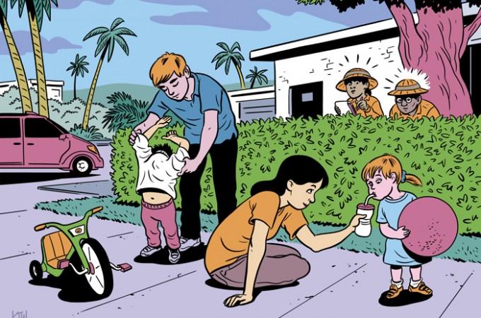 Deca se danas ne vaspitavaju, samo se čuvaju od života