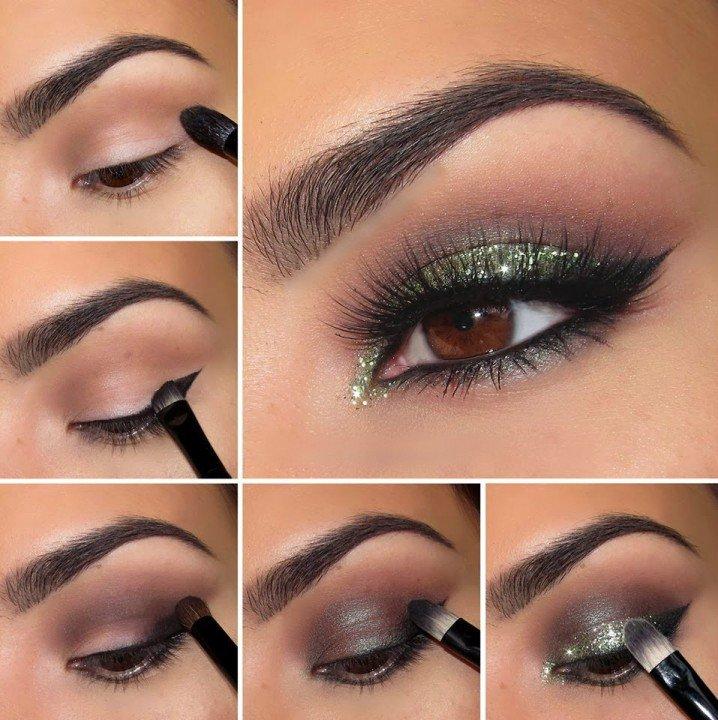 maquillarse los ojos para resaltar la belleza