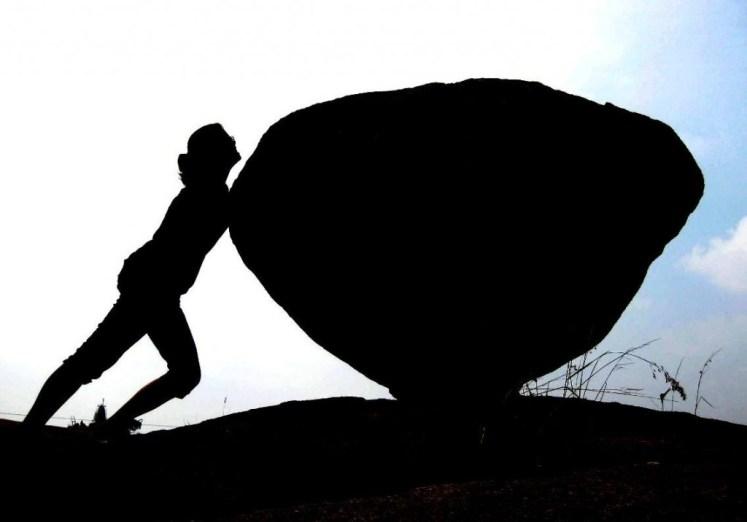 Insistir, perseverancia