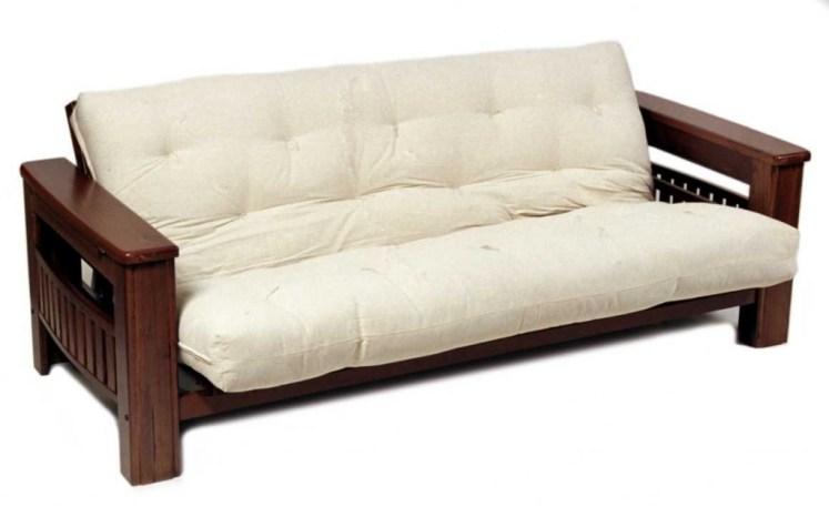 Estructura del sofá cama