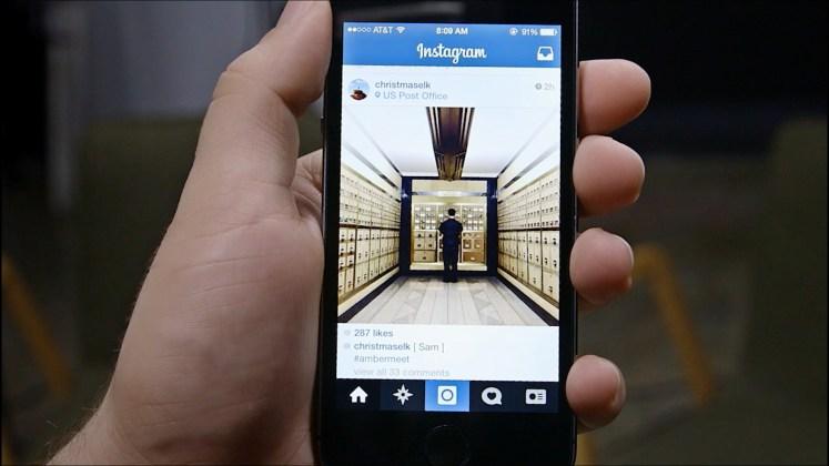 Celular, Stalkear por instagram