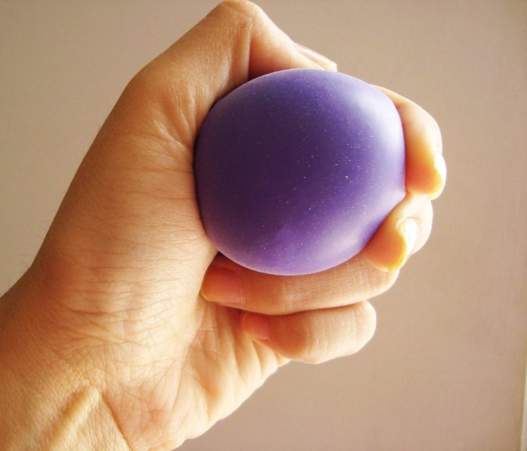 pelota para los nervios
