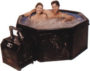 SPA-IN-A-BOX CL 100