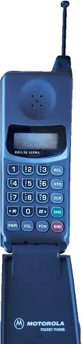 Motorola Deluxe Alpha