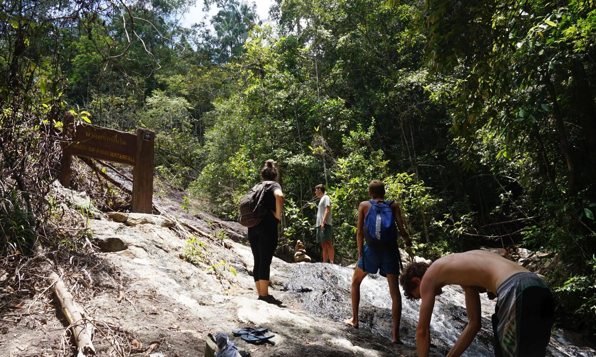 Phaeng vodopad