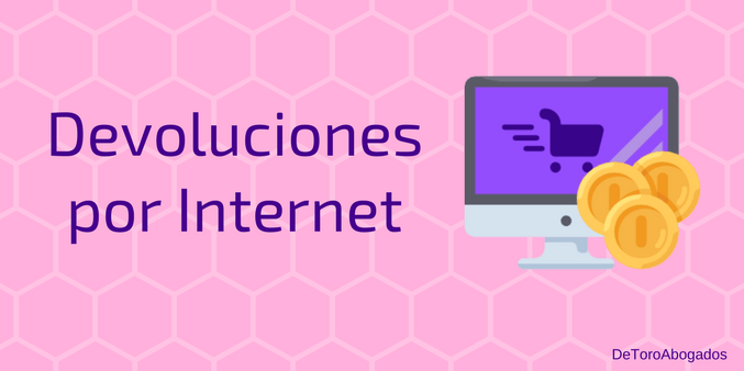 devoluciones por internet