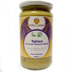 Raw tahini, organic