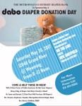 Detroit Association of Black Organizations Diaper Drive