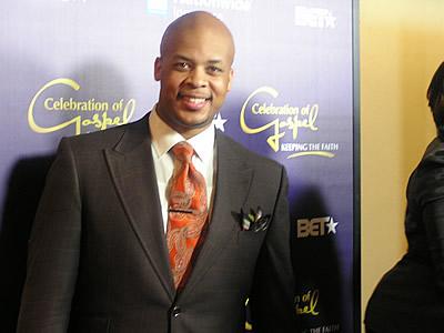 BET Celebration of Gospel Red Carpet