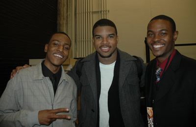 Hatten Young, J. Drew Sheard (JDS) and Rick Lee